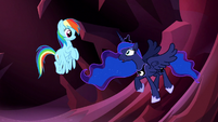 "Princess Luna ""the Tantabus has already turned"" S5E13"