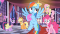 Rainbow Dash rolling eyes S2E9.png