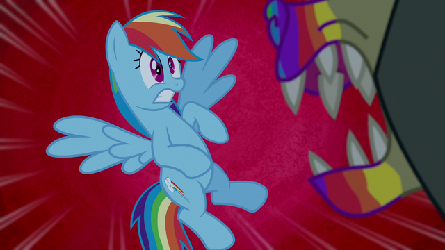 File:Rainbow Dash scared of zombie Harry S6E15.png