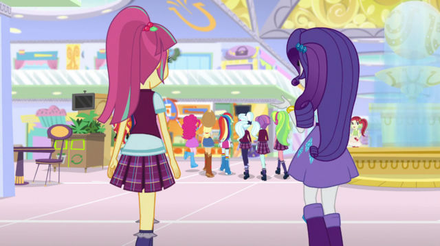 File:Rarity and Sour Sweet following their friends EGS1.png