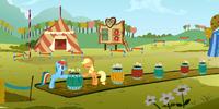 Ponywettbewerb