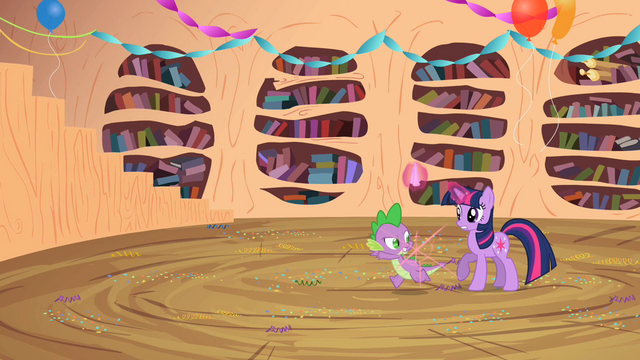 File:Spike spawns next to Twilight again S2E10.png