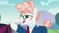 """Svengallop """"just look at how you've moved up in Equestria since then!"""" S5E24.png"""