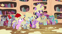 """Twilight """"neither did any of you"""" S4E15"""