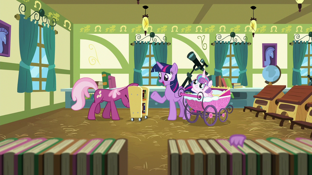 File:Twilight and Cheerilee in the schoolhouse classroom S7E3.png