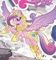 Comic issue 6 Princess Cadance battle armor