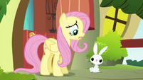 "Fluttershy ""I'm not sure we're even friends yet"" S4E18"