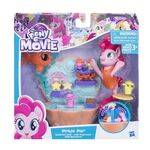 MLP The Movie Pinkie Pie Undersea Cafe packaging