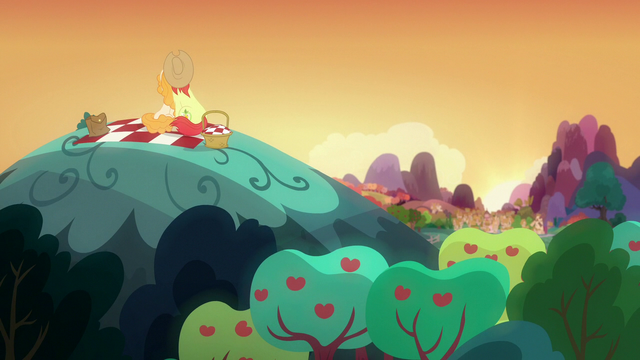 File:Bright Mac and Pear Butter on top of a hill S7E13.png