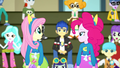 Fluttershy and Pinkie look at each other SS4.png