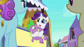 Rarity holds Spike S3E2.png