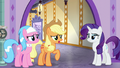 Applejack apologizing to Rarity S6E10.png