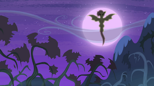 Flutterbat in the moonlight S4E07