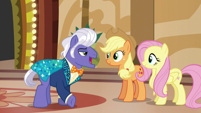 """File:Gladmane """"may be looking for lights, music, and parties"""" S6E20.png"""