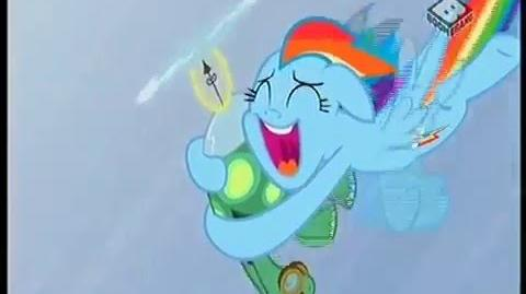 My Little Pony Friendship is Magic - I'll Fly Indonesian