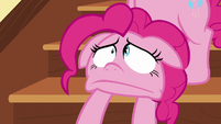 Pinkie's frowny face S5E19