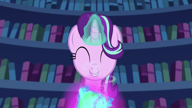 File:Starlight Glimmer pleased with herself S6E21.png
