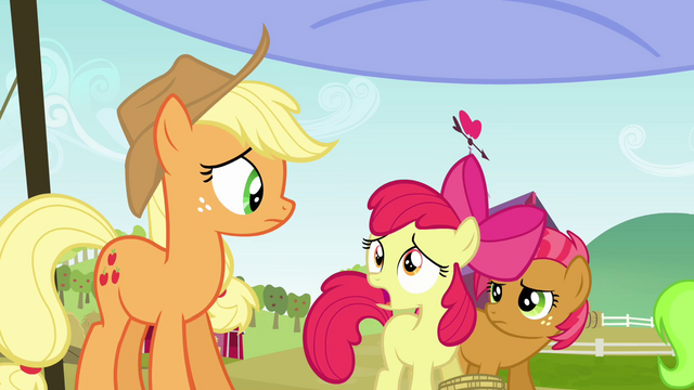 File:Apple Bloom 'There's more?' S3E08.png