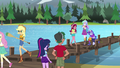 Gloriosa and principals inspect the dock EG4.png