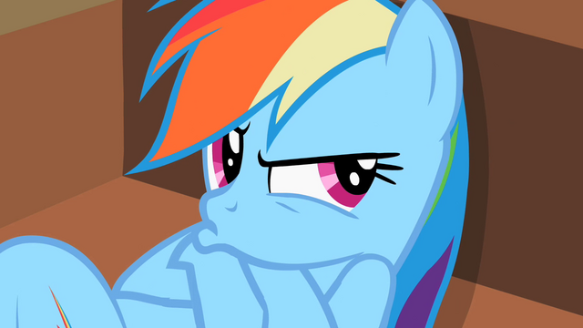 File:Rainbow Dash pout face S2E8.png