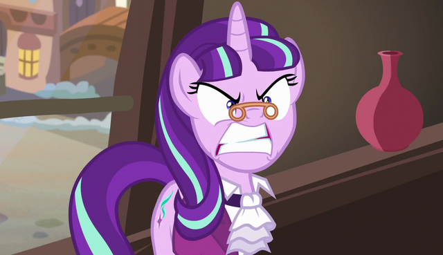 "File:Snowfall Frost ""I hate Hearth's Warming Eve!"" S6E8.png"