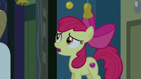 "Apple Bloom ""I thought you were gonna help me"" S6E15"
