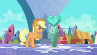 Applejack 'Nice work Twi' S3E1