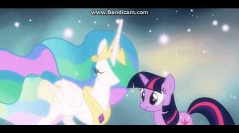Celestia's Ballad/International versions