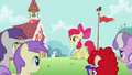 Apple Bloom has the hoop around her neck S2E06.png