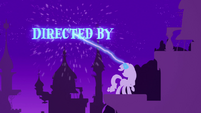 Director credits and Rarity EG opening