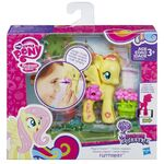 Explore Equestria Magical Scenes Fluttershy packaging