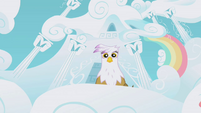 Gilda sees Pinkie Pie for the first time S1E05