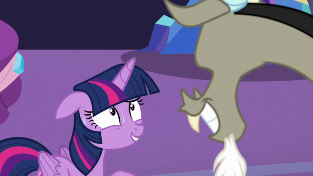 """File:Twilight nervous """"of course I was"""" S7E1.png"""