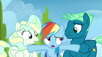 "Rainbow ""I don't want Spitfire to be mad at me"" S6E24"
