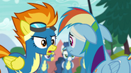 """Spitfire """"changed the routine without consulting me"""" S6E7"""