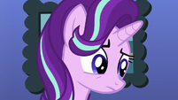 Starlight Glimmer looking unsure of herself S6E21
