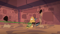 Quibble Pants mud-skiing S6E13.png