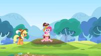 Pinkie Pie dirt S2E11