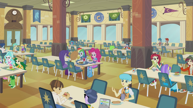 File:Rainbow and friends in the cafeteria EG2.png