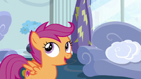 "Scootaloo ""I've got a lot of..."" S6E14"