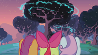 Zap apple tree after fourth sign S2E12