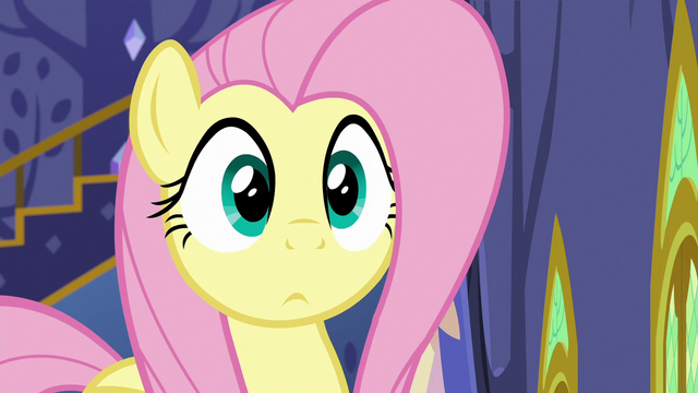 File:Fluttershy cut off by Starlight Glimmer S6E21.png