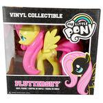 Funko Fluttershy vinyl figurine packaging