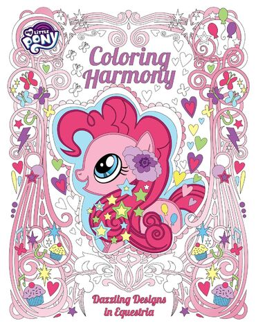 File:MLP Coloring Harmony Dazzling Designs from Equestria cover.jpg