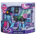 Queen Chrysalis Ponymania doll packaging