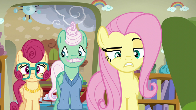 File:Fluttershy being particularly reprimanding S6E11.png
