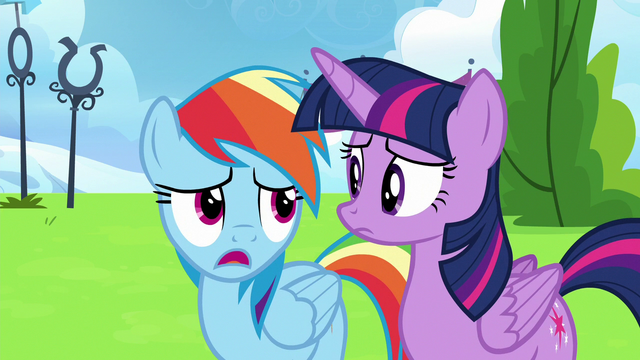 "File:Rainbow Dash ""no, it's my fault"" S6E24.png"