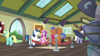"Shining Armor ""this reminds me of the time"" S7E3"