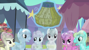 Watching ponies are rejuvenated by Rarity S3E2