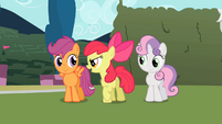Apple Bloom 'if you were' S2E01